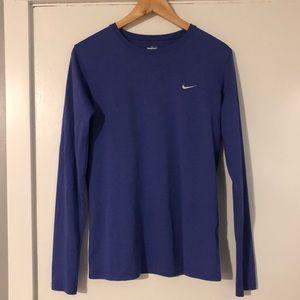 Nike Fit Dry Medium Long Sleeve